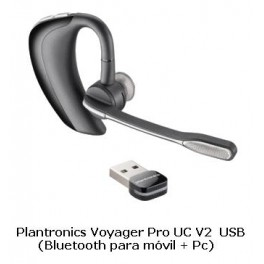 Casco Plantronics Voyager Pro UC Bluetooth
